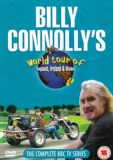 Billy Connolly: World Tour of Ireland, Wales and England (2002)