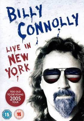 Billy Connolly Live in New York