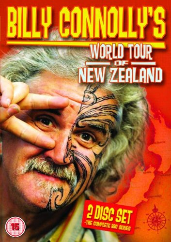 Billy Connolly's New Zealand Tour 2004