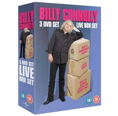 Live 2007 Boxset