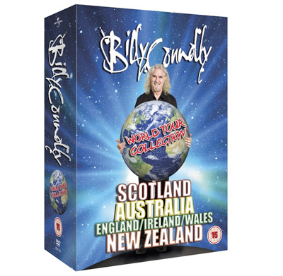World Tour collection Boxset